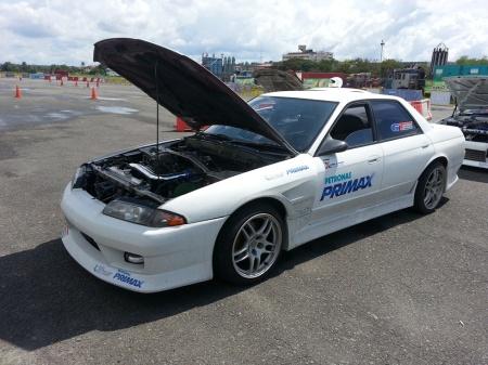 Nissan Skyline R32 GTE